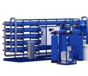 Оборудование водоподготовки и теплообменники