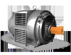 Трехфазные асинхронные двигатели серии AMH