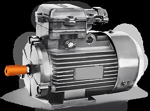 Асинхронные взрывозащищенные электродвигатели с короткозамкнутым ротором серии ВА