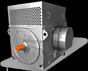 Электродвигатели асинхронные с короткозамкнутым ротором серий А, ДАЗО