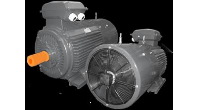 Электродвигатели для частотного регулирования типа АДЧР