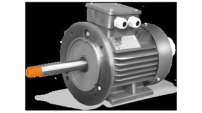 Общепромышленные электродвигатели с удлинённым валом типа АИР...Ж