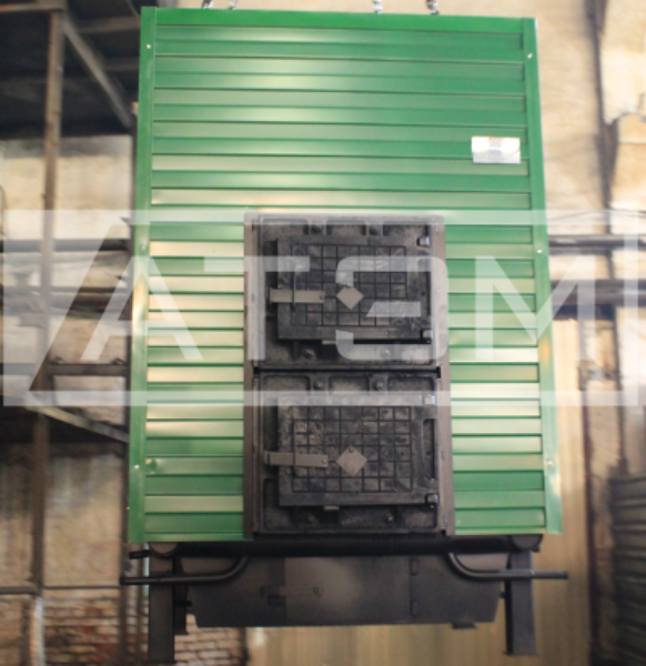 Котел водогрейный на дровах КВр-0,9 Д